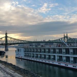 Our Romantic Danube River Cruise aboard Viking Cruises, Viking Jarl
