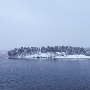 Helsinki cruise Jan 2017