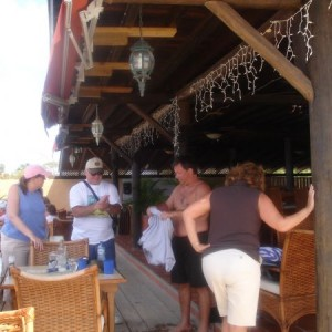 Bonaire -beach Bar