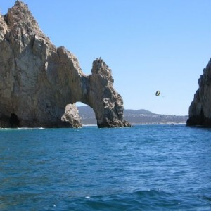 Cabo - El Arco From The Pacific Side