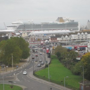 Azura at Southampton