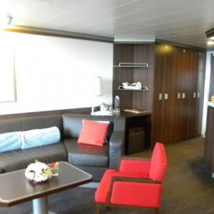 Nieuw Amsterdam SA Sitting Area