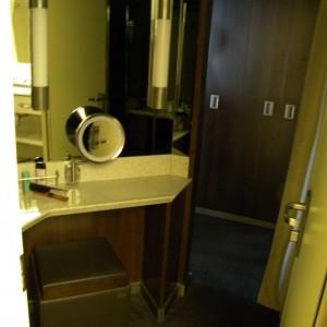 Nieuw Amsterdam SA Dressing Room
