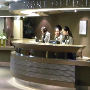 Nieuw Amsterdam Front Desk