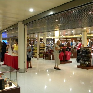 Nieuw Amsterdam Shopping Arcade