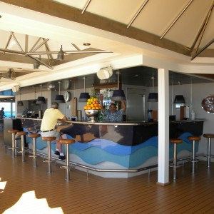 Nieuw Amsterdam Sea View Bar