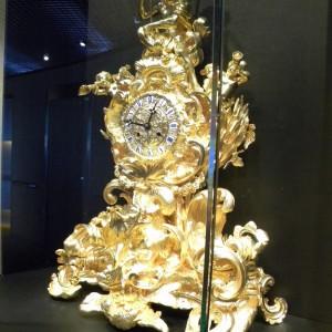 Nieuw Amsterdam Working Clock