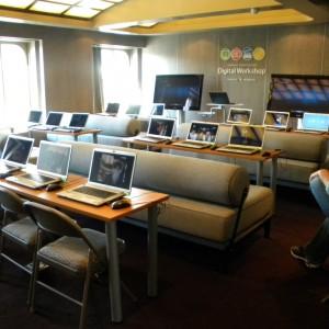 Nieuw Amsterdam Digital Workshop
