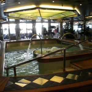Nieuw Amsterdam Thermal Pool
