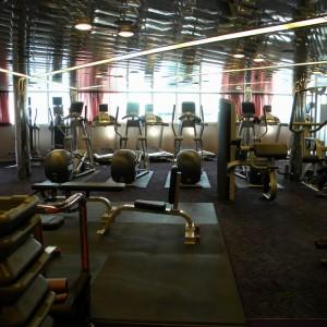 Nieuw Amsterdam Gym