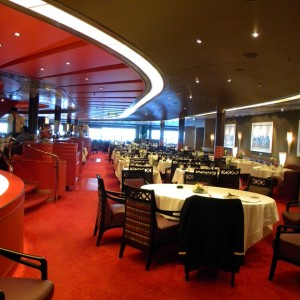Nieuw Amsterdam Lower Dining Room