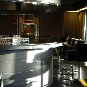 Nieuw Amsterdam Explorer's Bar