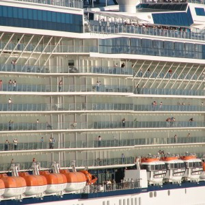 Einstein: Celebrity Equinox Balconies