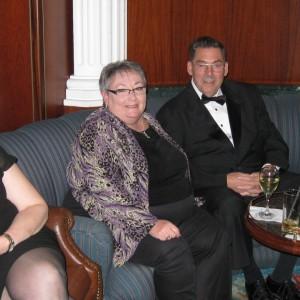 Einstein: 1st. Formal Night. Denise & Bill