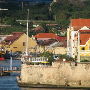 Einstein: Curacao views