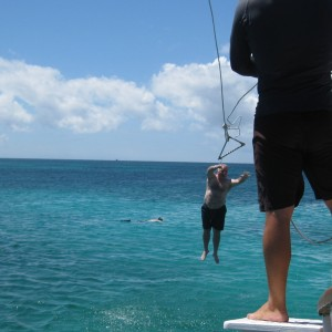 Einstein:  Aruba, Tobyn at the end of his rope