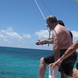 Einstein:  Aruba, Tobyn back for more