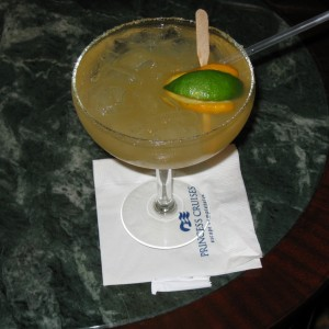 Einstein: 4th sea day drink of the day
