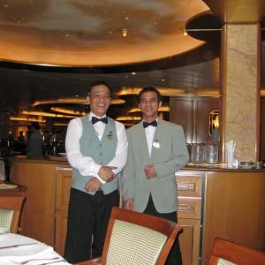 Richard and Jorge
