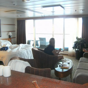 Radiance of the Seas, Cabin 1352 (Grand Suite)