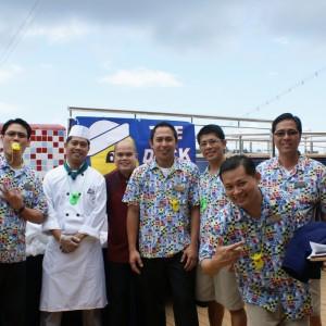 Duck Cruise 2011 Burmuda , Veendam