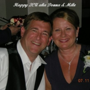 Happy2CU (Donna) & Mike