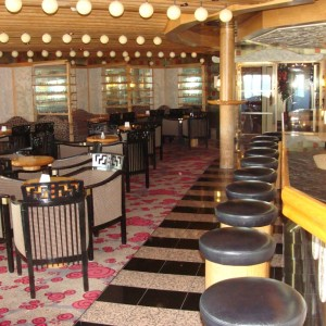 The Ivory Bar - Deck 3 Fwd.