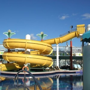 Pool Slide Ncl Gem