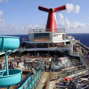 On Board The Carnival Valor