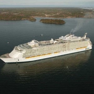 Oasis Of The Seas Heads To The Us