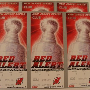 Playoff tix