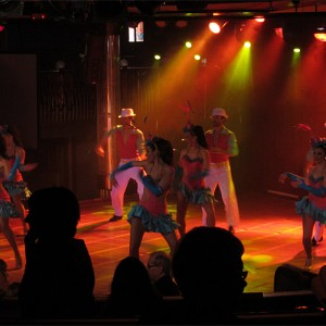 Atlantis Palace Dance Show