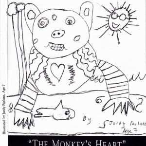 The Monkey's Heart Playbill