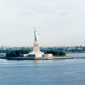 Back in NYC - Lady Liberty