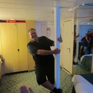 Pole Dancing New Orleans Group Cruise