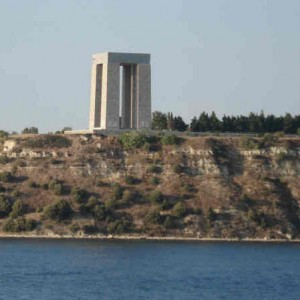 The Gallipoli Monuments