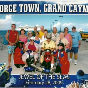 Jewel Group Cruise, Grand Cayman