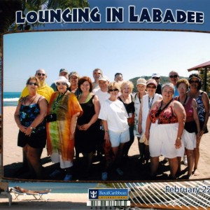 Jewel Group Cruise Labadee