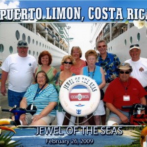 Jewel Group Cruise, Costa Rica