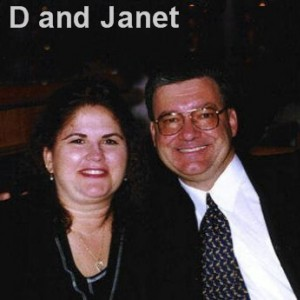 Andy D & Janet