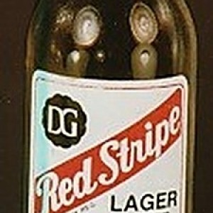 red stripe aka... red stripe