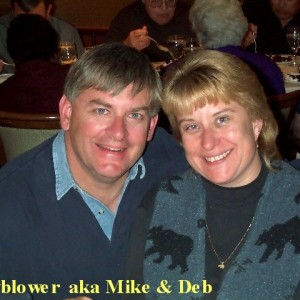 Snowblower aka Mike & Deb