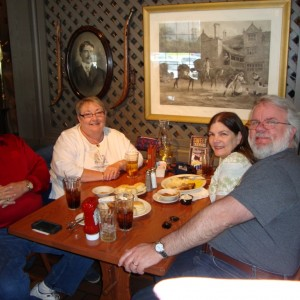 Mini-Meet Fredericksburg At Cracker Barrel