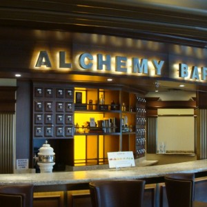 Alchemy Bar - Deck 2 aft