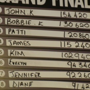 Patti qualifies for the finals in the 2nd slot tournament