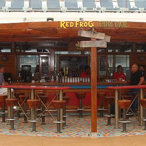 Red Frog Rum Bar