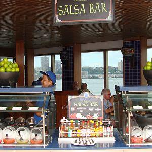 Blue Iguana Cantina Salsa Bar