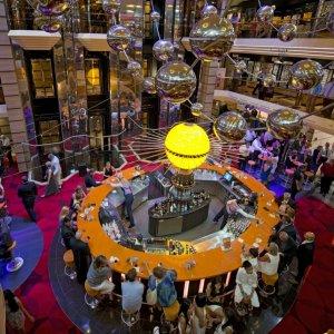 Carnival Sunshine Atrium