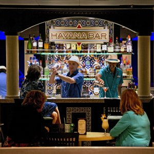 Carnival Sunshine Havana Bar