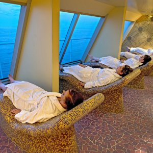 Carnival Sunshine Spa